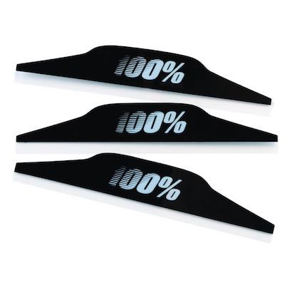 100% Speedlab roll-off mudflaps 3 stuks