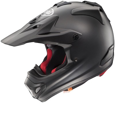 Arai MX-V, Black