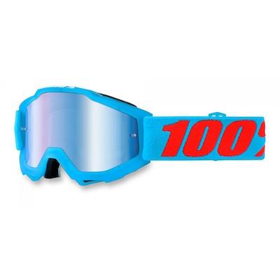 100% accuri youth acidulous cyan mir blue
