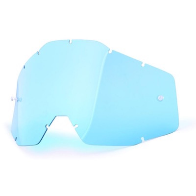 100% replacement lens Racecraft_accuri_strata blue anti-fog