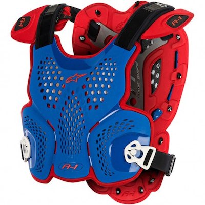 Alpinestar A-1 Bodyprotector MXOF Limited edition
