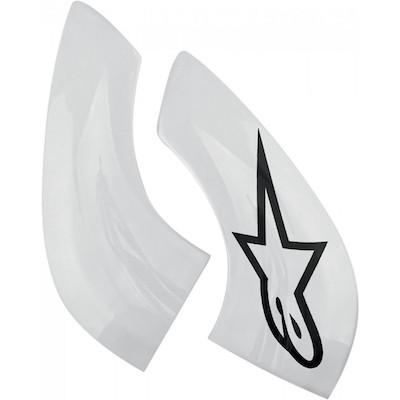 Alpinestar Chin Plate White
