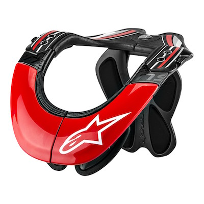 Alpinestar Neck Support Carbonfiber