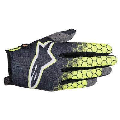 Alpinestar Radar Flight S7 Antrahacite : Yellow : Fluo : Lite Grey Youth