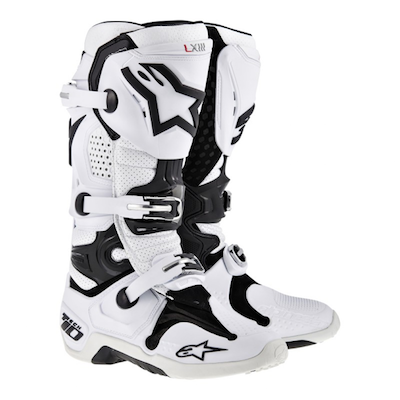 Alpinestar tech 10 white