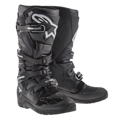 Alpinestar tech 7 enduro black