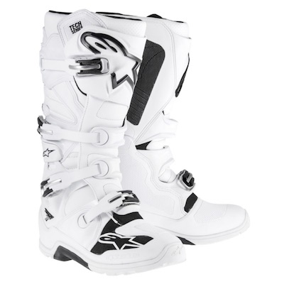 Alpinestar tech 7 white