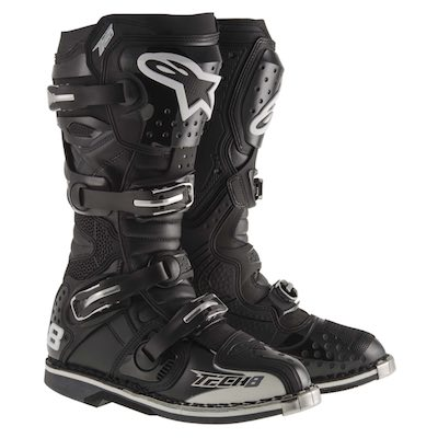 Alpinestar tech 8 RS Black