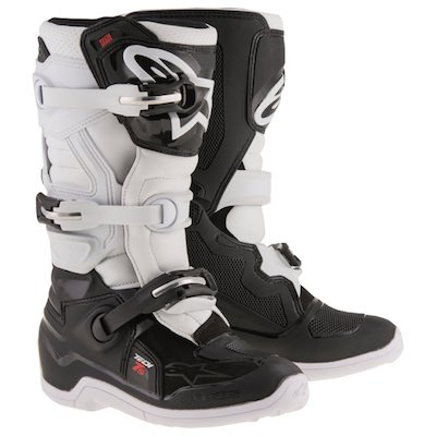 Alpinestars tech 7s youth black_white
