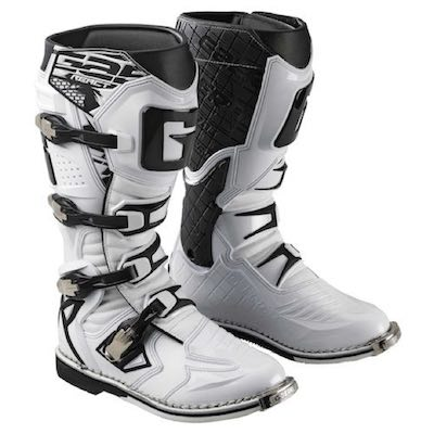 Gearne G-React White
