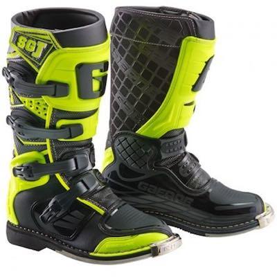 Gearne SG-J Neon Yellow