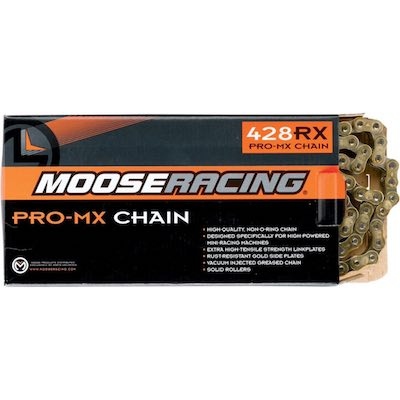 Moose Racing 428 Non O-ring ketting