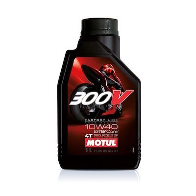 Motul 300V 4T Factory Line 10W40