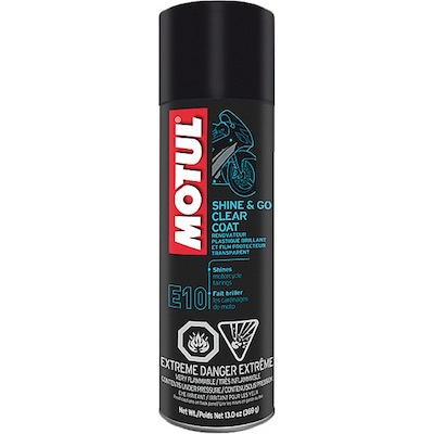 Motul MC CARE ™ E10 Shine en Go Spray