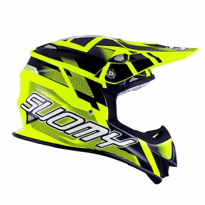 Mr. Jump Special black:fluo yellow