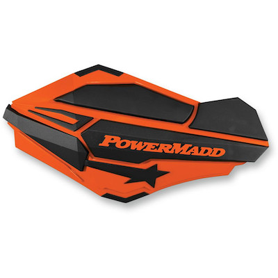 Powermadd Sentinel handkappen oranje-zwart