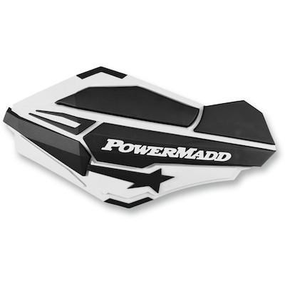 Powermadd Sentinel handkappen wit-zwart
