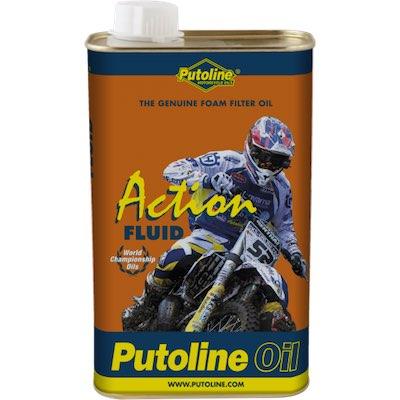 Putoline Action fluid lucht filterolie