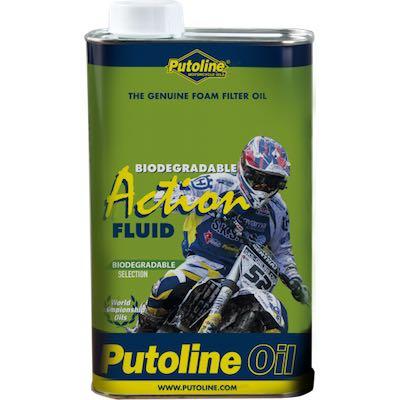 Putoline Bio Action fluid lucht filterolie