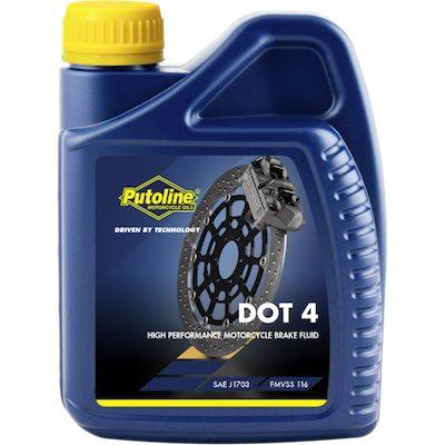 Putoline DOT 4 Rem vloeistof