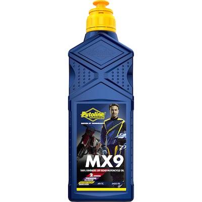 Putoline MX 9 tweetakt olie