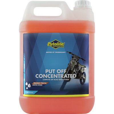 Putoline Put Off Bike Cleaner 5L can