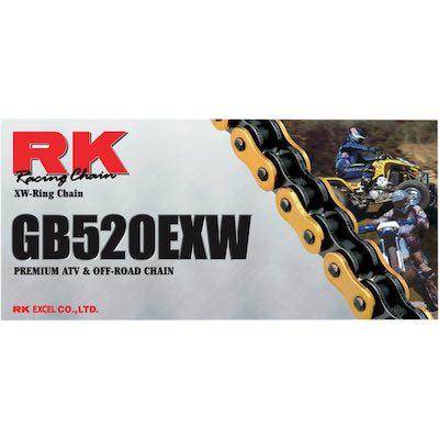 RK chain W-ring ketting met 118 schakels