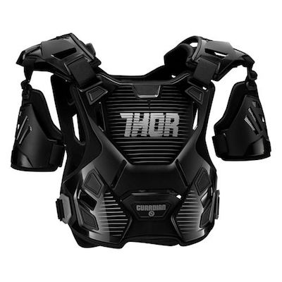 Thor Guardian Black : Silver