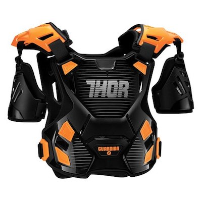 Thor Guardian Black : orange