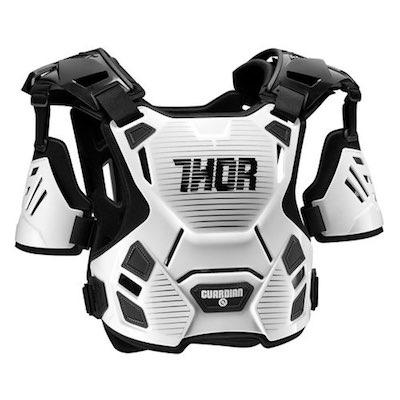Thor Guardian White : Black