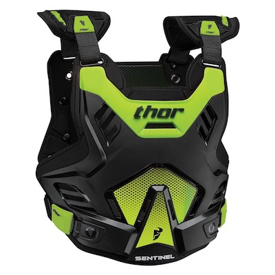 Thor Sentinel GP S16 Black : Green