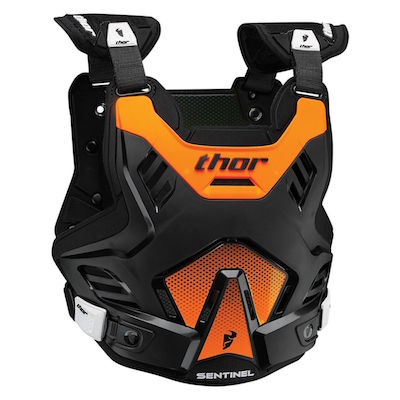 Thor Sentinel GP S16 Black : Orange