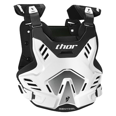 Thor Sentinel GP S16 White : Black