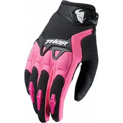 Thor Woman Spectrum Black : Pink