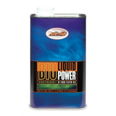 Twinair bio liquid power airfilter oil