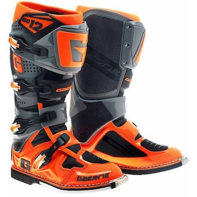 gaerne SG-12 2017 neon:orange