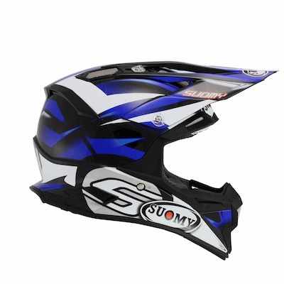 Suomy, Alpha Bike blauw