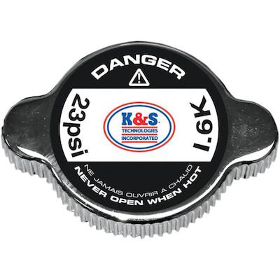 K&S 1.6 bar radiateur dop