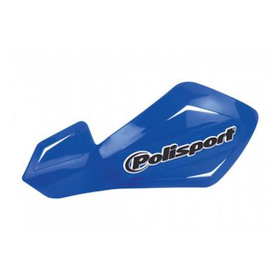 Polisport Freeflow lite handkappen met aluminium steunen Blauw