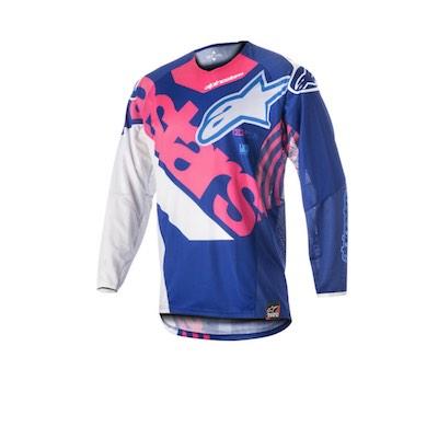 Alpinestar Techstar Venom fluo pink : blue