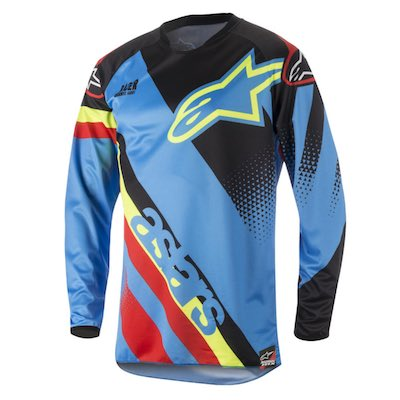 Alpinestar Racer Supermatic aqua : black : red