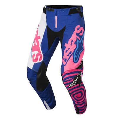 Alpinestars Techstar Fenom blue : fluo pin