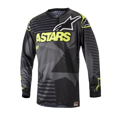 Alpinestars racer tactical : Black : Fluo yellow