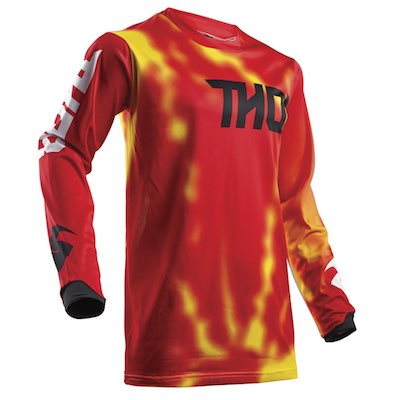 Thor shirt red
