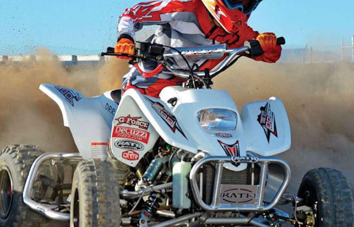 QM Motorsport quad en MX Kleding