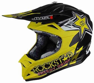 JUST1 Helmet J32 PRO Rockstar 2.0