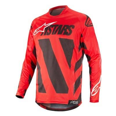 Alpinestar Racer Braap black : red : white