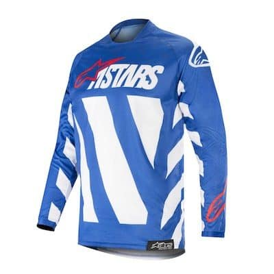 Alpinestar Racer Braap blue : white : red