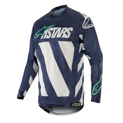 Alpinestar Racer Braap gray : navy : teal