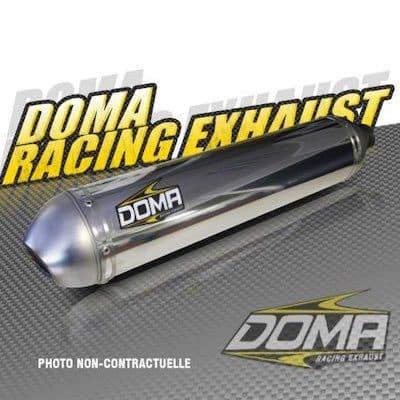 Doma Whisper Slip-on Demper Rvs